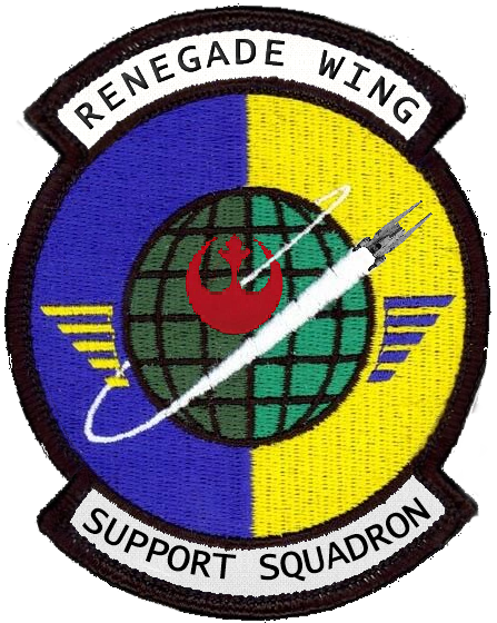 Support Squadron Logo
